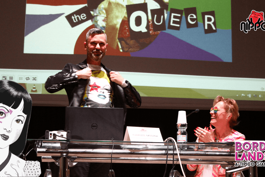 God save the Queer: – influenze reciproche di pop, moda e animazione tra il Giappone e l'occidente