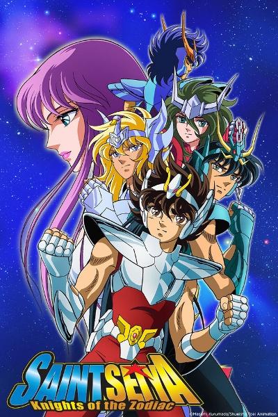 Anime anni '80 - I cavalieri dello zodiaco