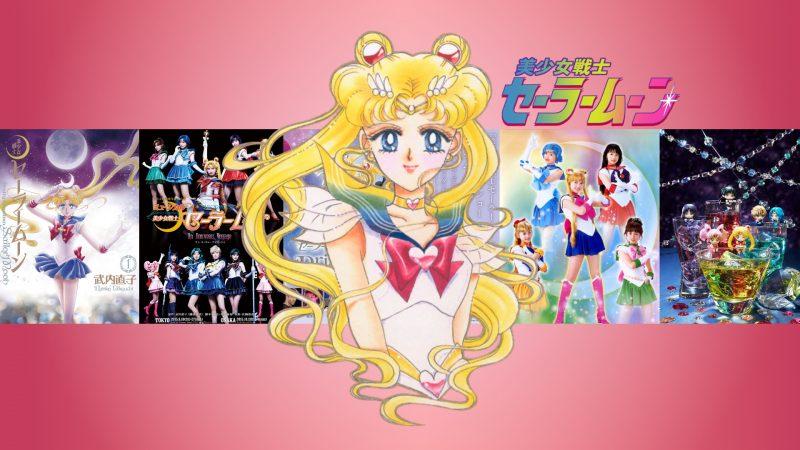 Sailor Moon: la principessa del mediamix