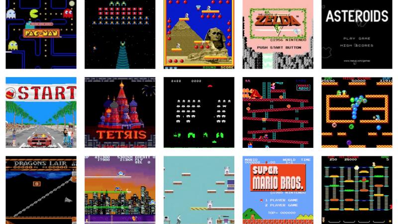 Il panorama videoludico degli anni '80