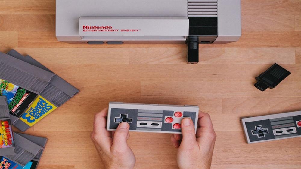 Nintendo retrogaming